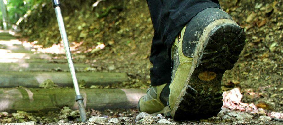 semelle chaussure randonnée