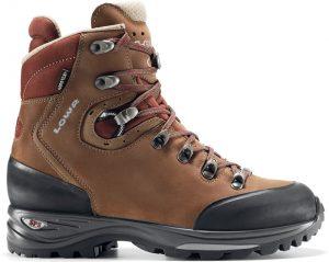 chaussures de grande randonnée