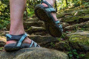 meilleures sandales de randonnée
