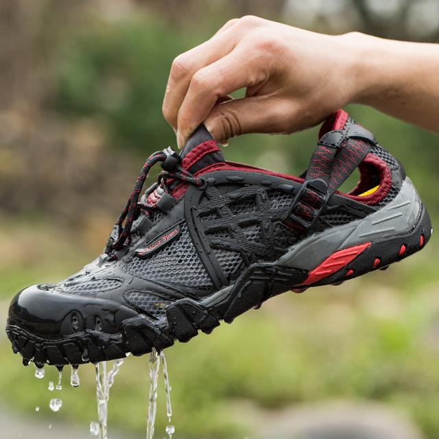sandales pour la randonnée