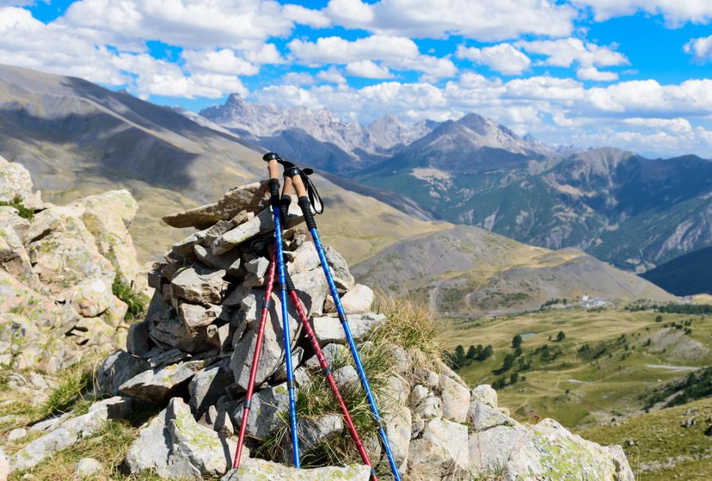 meilleurs bâtons de randonnée