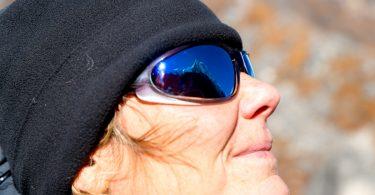 lunettes de randonnée