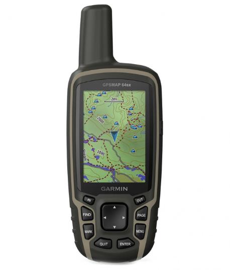GPS Garmin map 64s